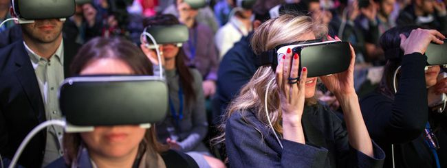 MWC 2016: Facebook e il futuro della realtà virtuale
