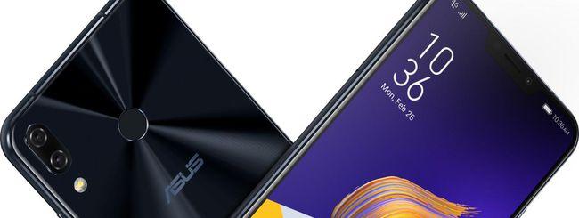 MWC 2018: ASUS annuncia la nuova serie ZenFone 5