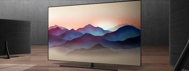 AMD Radeon FreeSync sui TV QLED di Samsung