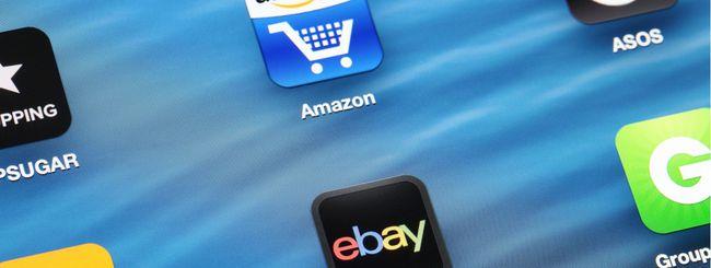 eBay fa causa ad Amazon