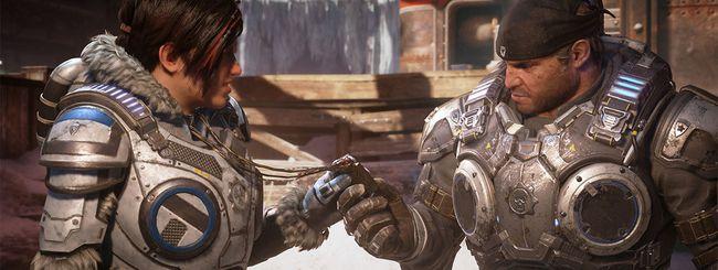 Gears of War 5 si fa più bello per Xbox Series X