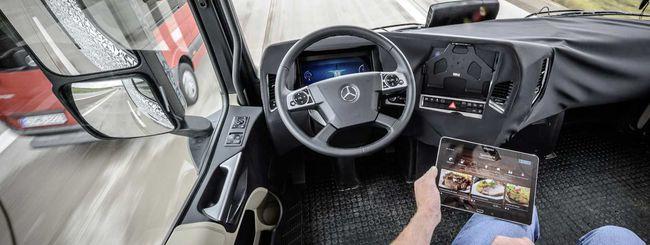 Future Truck 2025: il camion guiderà da solo