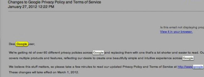 Le nuove feature di Mail in Mountain Lion