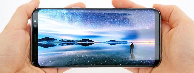 Consumer Reports: Galaxy S8 migliore smartphone