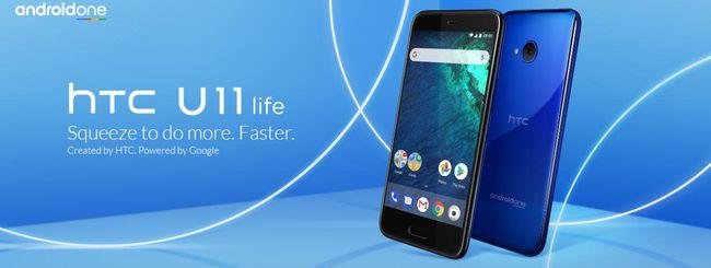 HTC U12 life, annuncio a novembre?
