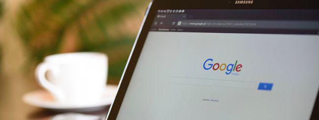 Google, ora è facile eliminare attività di ricerca
