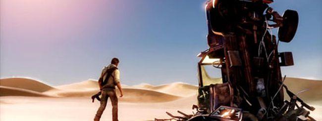 Uncharted 3: nuovo DLC con mappe e una modalità online inedita