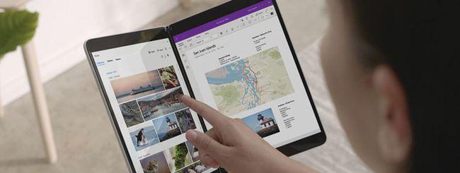 Microsoft rilascia l'emulatore di Windows 10X