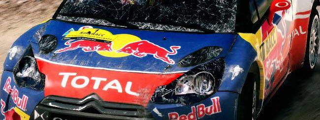 WRC 4 annunciato da Milestone