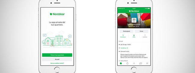 Nextdoor: come funzionano i gruppi