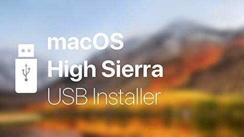 Mac OS X High Sierra 10.13