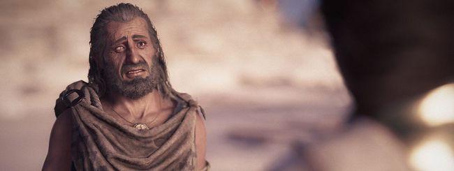 Assassin's Creed Odyssey, creator mode per quest