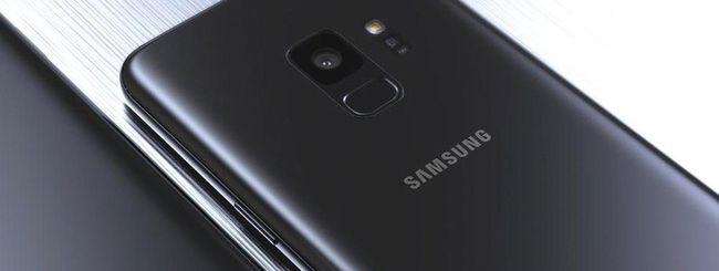 Samsung Galaxy S9, fotocamera ad apertura variabile