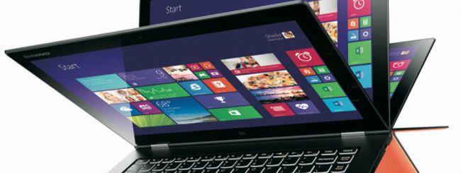 IFA 2013: ecco Lenovo Yoga Pro 2 e nuovi ThinkPad
