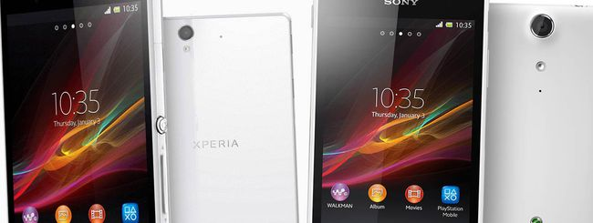 Android 4.3 JB per Sony Xperia Z, TX, SP e M