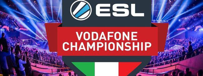 ESL Vodafone Championship, programma delle finali