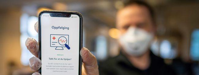 L'app Immuni seguirà il modello di Apple e Google
