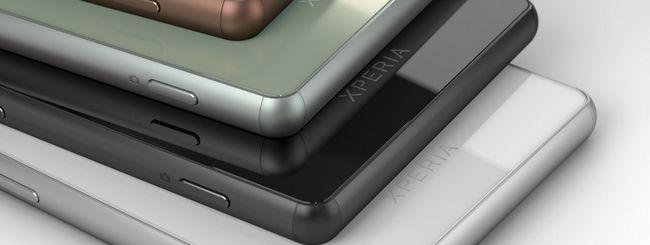 Sony Xperia Z4, online le prime specifiche
