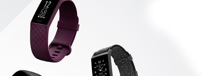 Fitbit Charge 4: sveglia intelligente e GPS dinamico