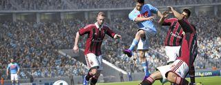 FIFA 14, le immagini