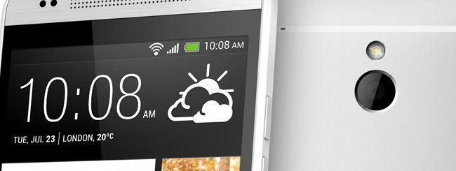 Android 4.4.2 KK su HTC One max e One mini a breve