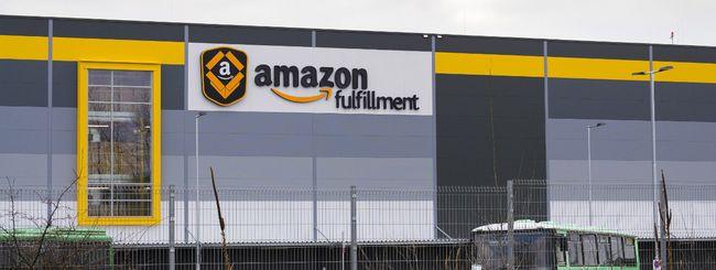 Amazon apre un nuovo hub a Verona