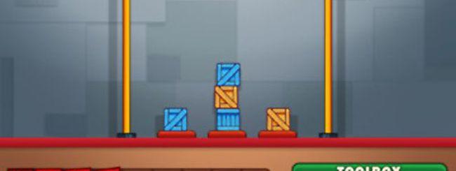 Cargo-Bot, il primo gioco progettato tramite iPad