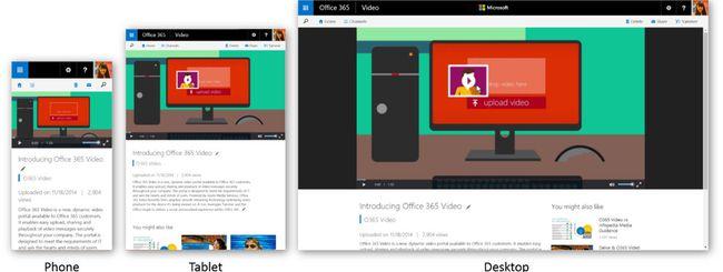 Microsoft Office 365 Video, YouTube per le aziende
