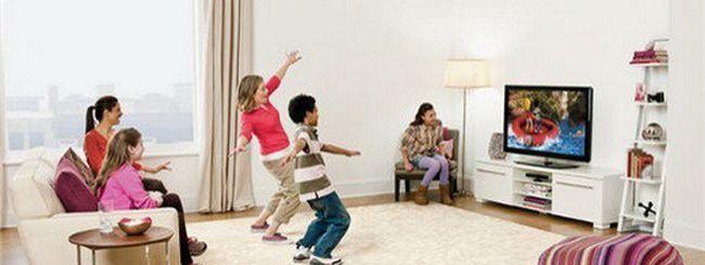 Xbox 360 e Kinect: giocando si impara