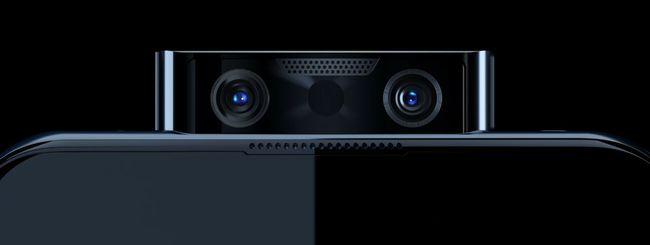 Vivo V17 Pro, doppia fotocamera frontale pop-up