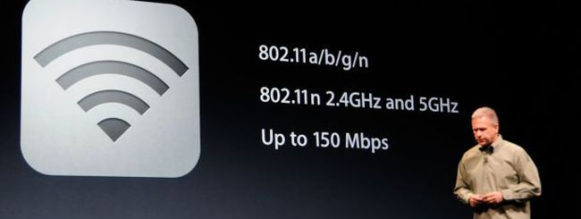 Problemi di connettività WiFi con iPhone 5