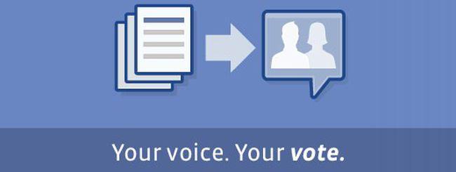 Facebook, si vota per la privacy (update)