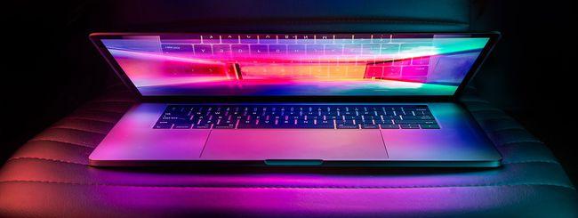 MacBook Pro 16 appare nella beta di Catalina