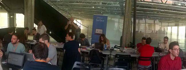 Il Food Hackathon di Microsoft