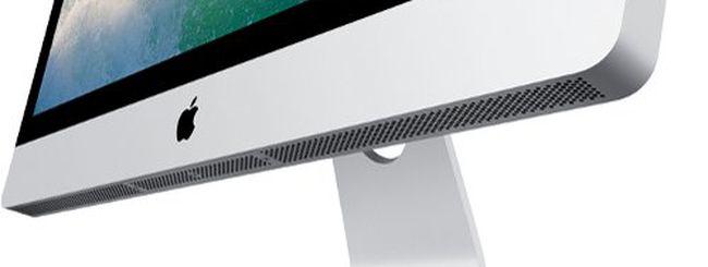Nuovo iMac, lancio in ottobre