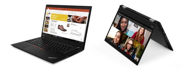 Lenovo aggiorna i notebook ThinkPad