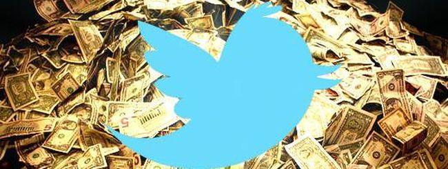 Twitter ha rifiutato 10 miliardi da Google