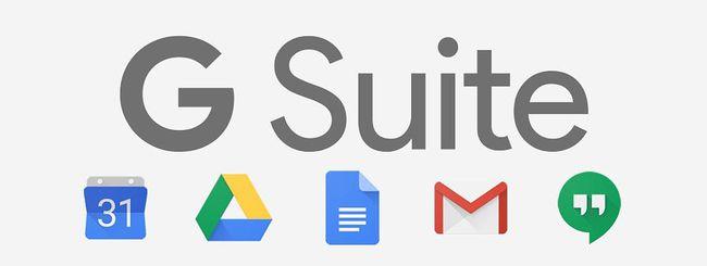 G Suite dialoga con l'Assistente Google