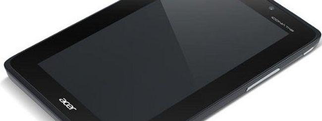 Acer Iconia Tab A110, in Italia il rivale del Nexus 7