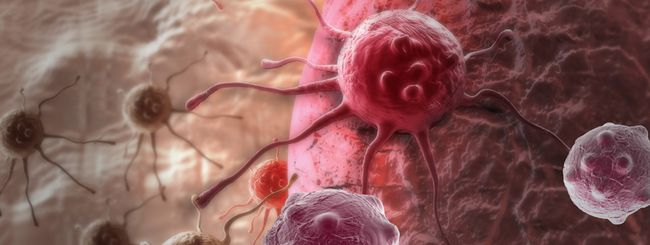 Nanomotori per sconfiggere il cancro dall'interno