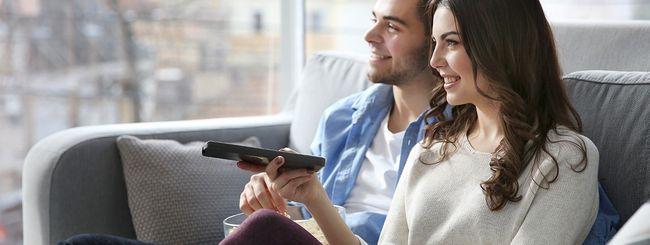 Infinity arriva su Android TV e Nvidia Shield
