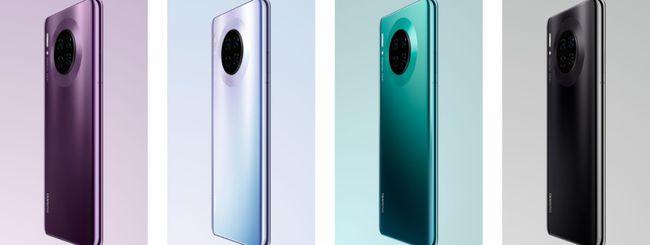 Huawei Mate 30, nessun componente americano