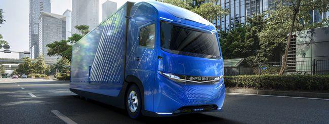 Daimler anticipa Tesla e svela un camion elettrico