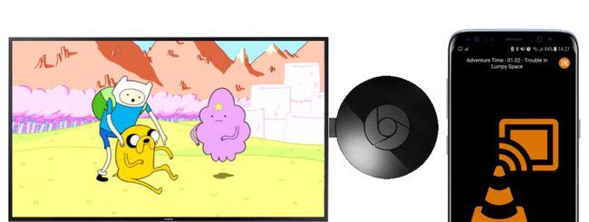 VLC 3.0, video a 360 gradi e supporto Chromecast