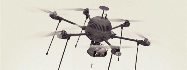 Parc, il drone che vola all'infinito