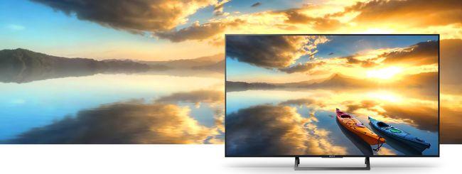 Sony: la rinnovata gamma TV 2017