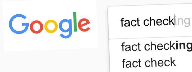 Google: l'etichetta Fact Check in tutto il mondo