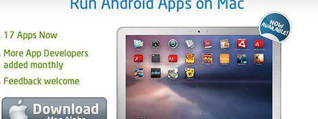 Applicazioni Android su Mac grazie a BlueStacks