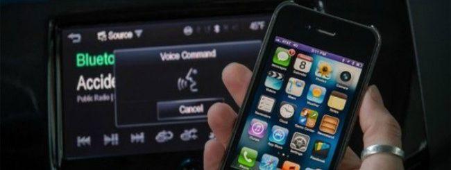 Apple: Siri sbarca sulle automobili con iOS 7