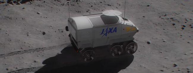 Toyota lavora a un rover per esplorare la Luna